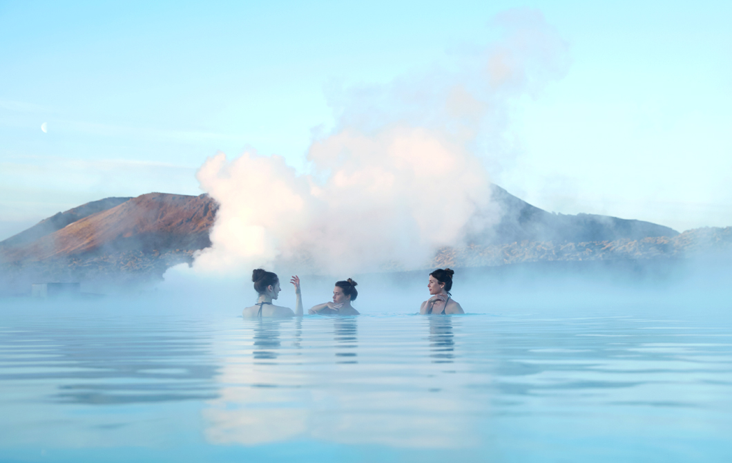 Geothermally heated Hot Springs in Iceland with Boutique DMC