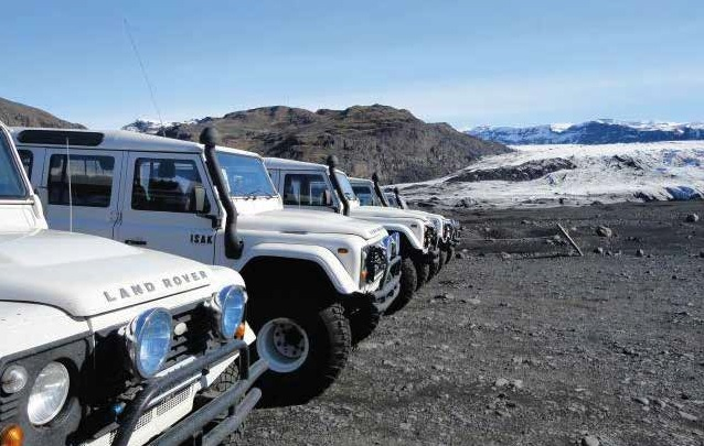 Self drive a 4x4 in Iceland with Boutique DMC