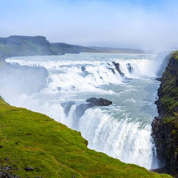 Gullfoss-waterfall