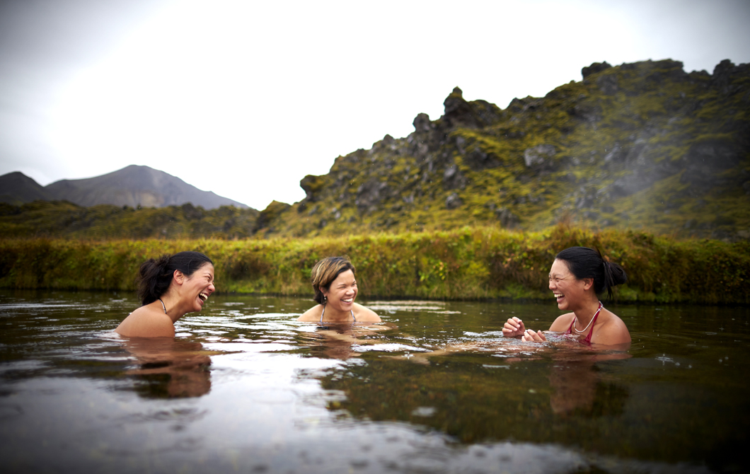 Eco Warrier themed trips & meetings in Iceland with Boutique DMC