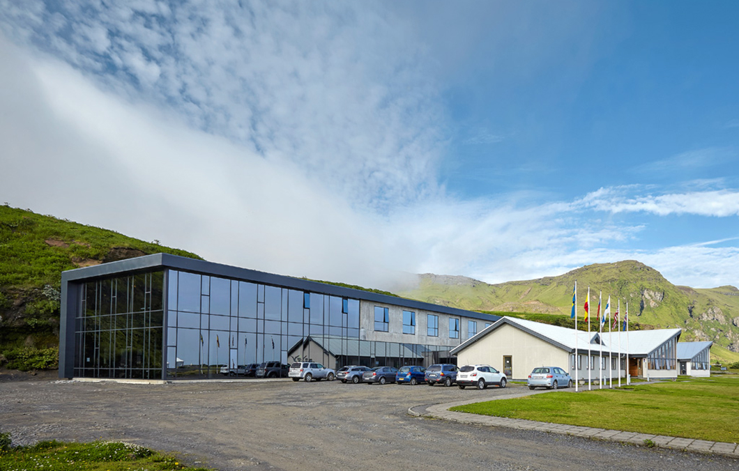 Hotel Vik in Iceland used by Boutique DMC