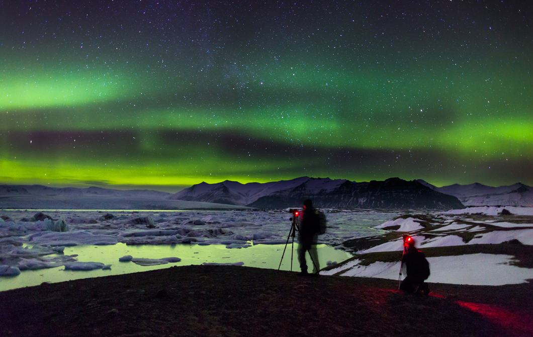 Winter Adventure Northern Lights with Boutique DMC Iceland