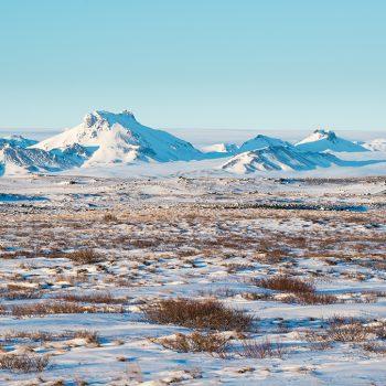 Langjokull-glacier