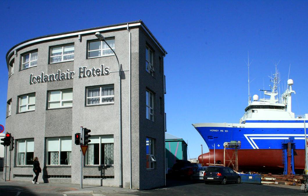 icelandair-Hotel